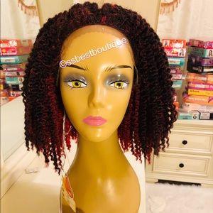 NWT braid tops lace wig